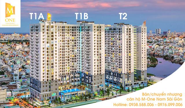 Bán căn hộ M-One Nam Sài Gòn tại quận 7 giá tốt nhất thị trường.
