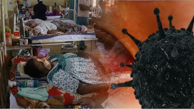 Mengerikan, 7 Ribu Warga India Korbankan Satu Mata karena Jamur Hitam