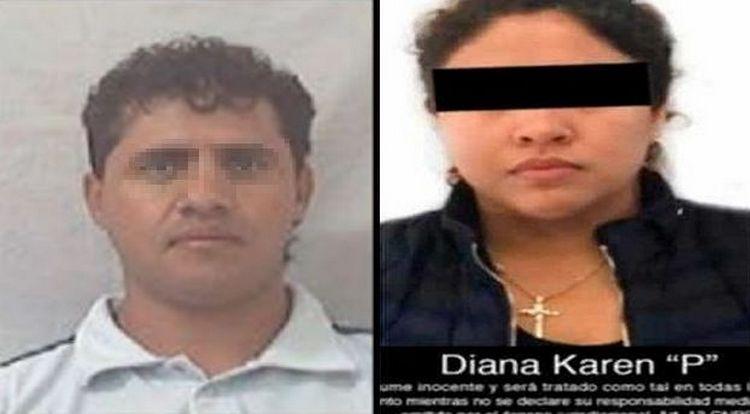 """Juez federal avala la detención de Diana Karen, hija de """"El Ojos"""" exlíder del Cártel de Tláhuac"""