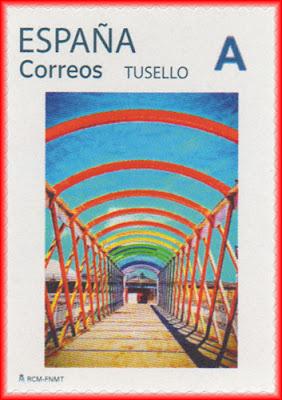 sello, tu sello, sello personalizado, filatelia, puente, San Sebastián, Avilés