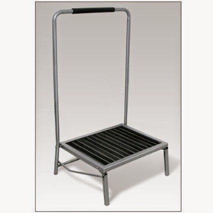 Adrian S Reviews Step Stool With Handle