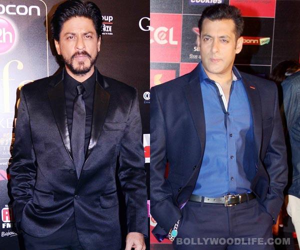 Salman Khan Beats Shah Rukh Khan