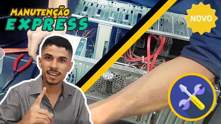 Manutenção Express: Formatação e Reparo de Computadores Download Grátis