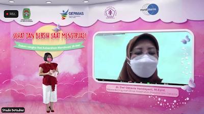 Sehat dan Bersih saat Menstruasi