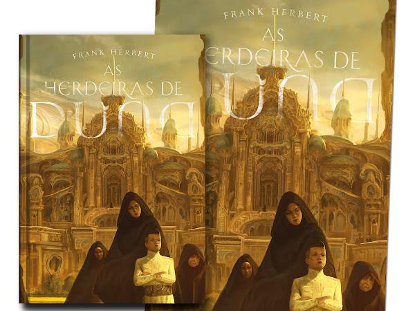 Pré-venda: As Herdeiras de Duna + boxes da saga Duna com brindes