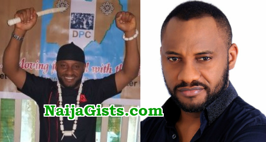 yul edochie returns to acting