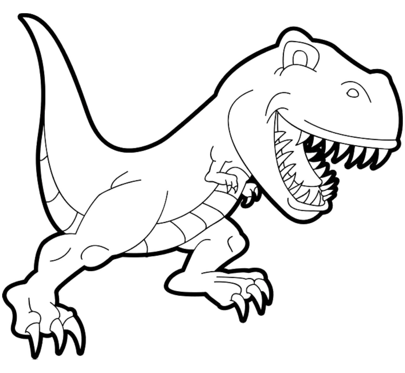 Dinosaurs coloring pages 50