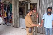 Pertama Hari Kerja Pasca Lebaran, Kasiepem Duri Selatan Monitoring Pasar Kampung Duri
