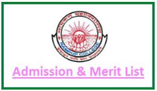 Namrup College Merit List