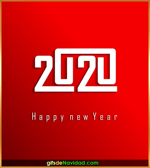 2020 new year imagen