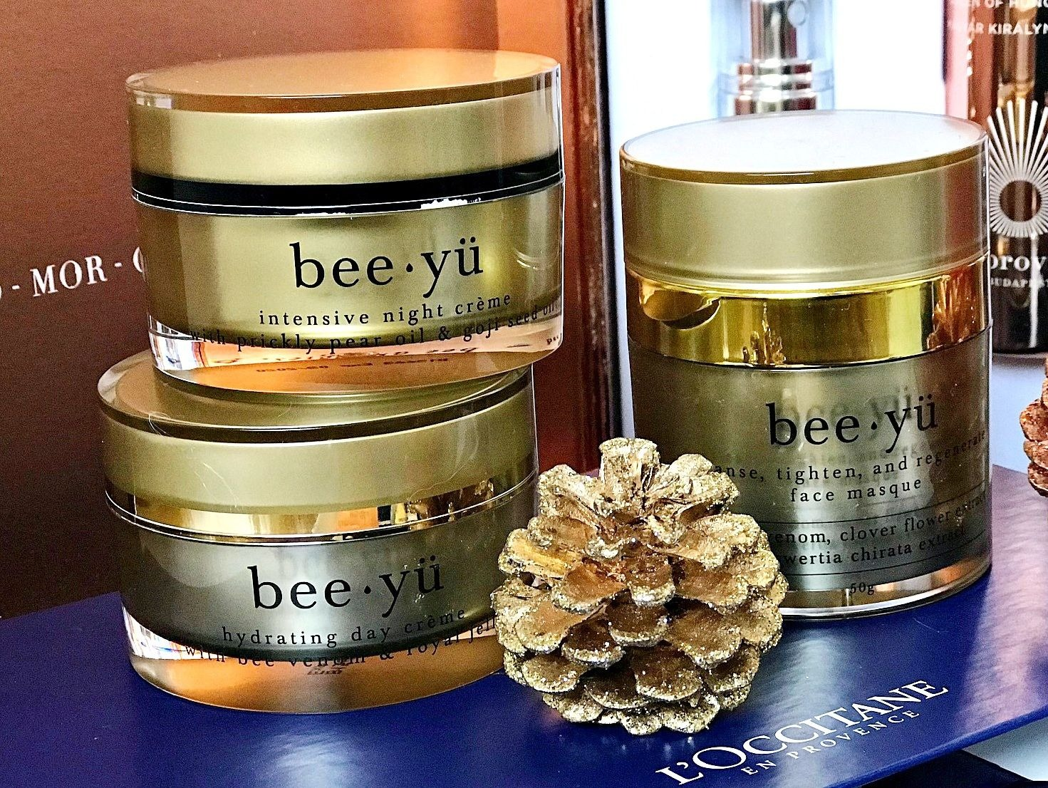 The Complete Bee Yü Natural Skincare Collection Review