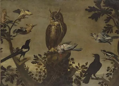 The Owl and the Nightingale' is a poem belonging to the secular literature that sprang up after the Norman Conquest of England and which was inspired by French works of chivalry.