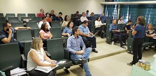 Planejamento e gestão do ensino é tema de reunião com a PRE. Encontro foi aberto nesta terça-feira (29), no Campus Picuí