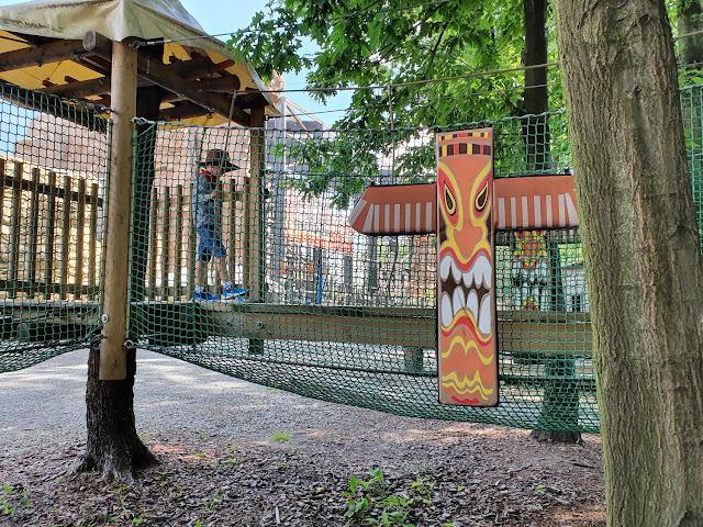 Twinpigs Żory - Amerykański Park Rozrywki - Polska z dzieckiem - podróże z dzieckiem - park rozrywki na Śląsku - rodzinny park rozrywki - atrakcje dla dzieci na Śląsku - aktywne wakacje z dzieckiem