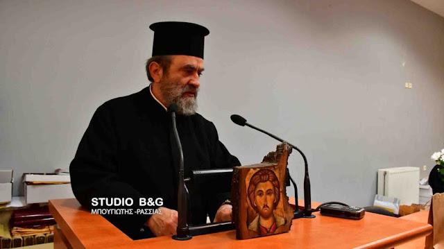 Στην επιτροπή διαλόγου της εκκλησίας με την πολιτεία ο π. Γεώργιος Σελλής πρόεδρος του ΙΣΚΕ