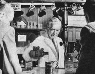 Jack Morgan Cock'n'Bull Tavern