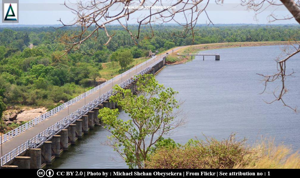Rajanganaya Reservoir