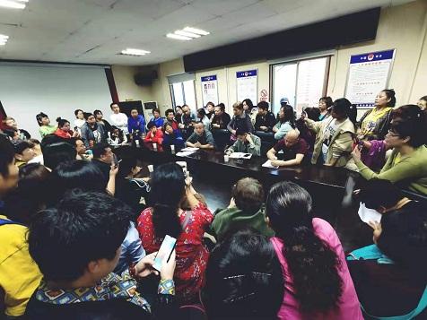 投诉:西安市四个村的姑娘户要求莲湖区政府兑现拆迁安置政策和承诺