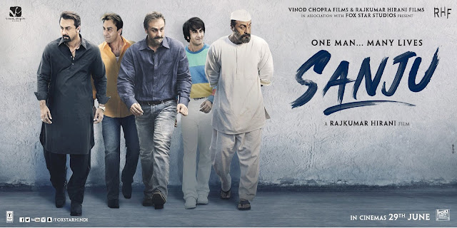 Sanju...  One Man Many Lives