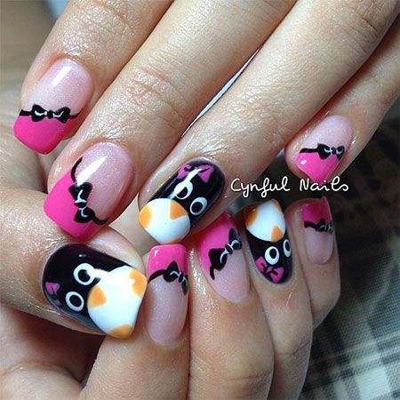 ce1fbdb9a1f39ff638e66ab9045e54f2 Nail Designs Short Nails To Do At Home on