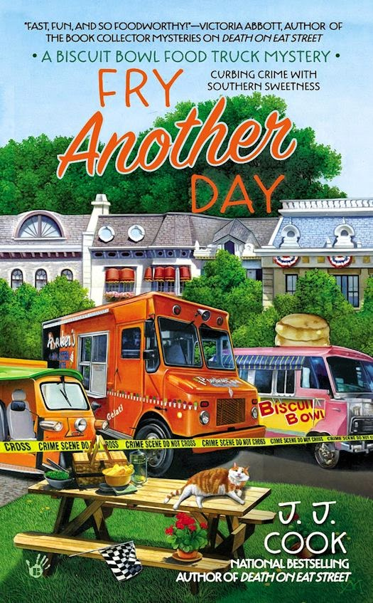 Review: Fry Another Day by J. J. Cook
