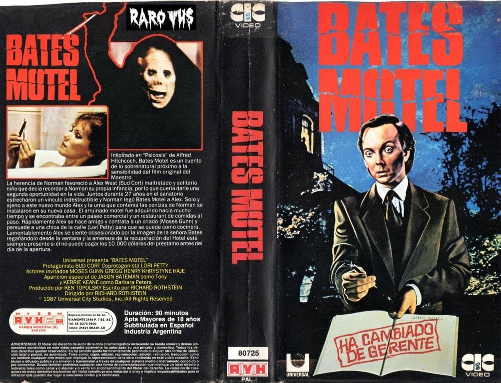 Bates Motel - 1987 (TV Movie) - Richard Rothstein