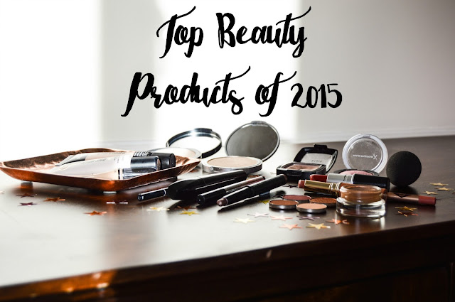 Top Beauty Makeup Products of 2015