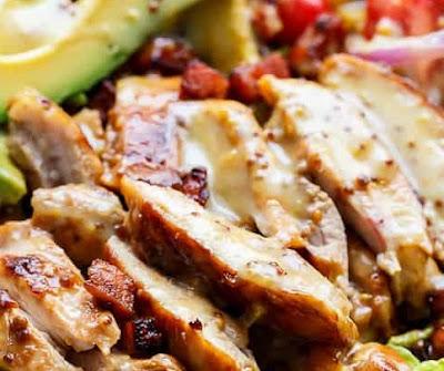 Healthy Recipes   Honey Mustard Chicken, Bacon and Avocado Salad, Healthy Recipes For Weight Loss, Healthy Recipes Easy, Healthy Recipes Dinner, Healthy Recipes Pasta, Healthy Recipes On A Budget, Healthy Recipes Breakfast, Healthy Recipes For Picky Eaters, Healthy Recipes Desserts, Healthy Recipes Clean, Healthy Recipes Snacks, Healthy Recipes Low Carb, Healthy Recipes Meal Prep, Healthy Recipes Vegetarian, Healthy Recipes Lunch, Healthy Recipes For Kids, Healthy Recipes Crock Pot, Healthy Recipes Videos, Healthy Recipes Weightloss, Healthy Recipes Chicken, Healthy Recipes Heart, Healthy Recipes For One, Healthy Recipes For Diabetics, Healthy Recipes Smoothies, Healthy Recipes Avocado, Healthy Recipes Quinoa, Healthy Recipes Cauliflower, Healthy Recipes Pork, Healthy Recipes Steak, Healthy Recipes For School, Healthy Recipes Slimming World, Healthy Recipes Fitness, Healthy Recipes Baking, Healthy Recipes Sweet, Healthy Recipes Indian, Healthy Recipes Summer, Healthy Recipes Vegetables, Healthy Recipes Diet, Healthy Recipes No Meat, Healthy Recipes Asian, Healthy Recipes On The Go, Healthy Recipes Fast, Healthy Recipes Ground Turkey, Healthy Recipes Rice, Healthy Recipes Mexican, Healthy Recipes Fruit, Healthy Recipes Tuna, Healthy Recipes Sides, Healthy Recipes Zucchini, Healthy Recipes Broccoli, Healthy Recipes Spinach,  #healthyrecipes #recipes #food #appetizers #dinner #chicken #bacon #avocado #salad
