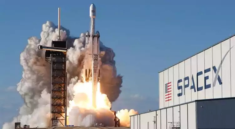 Space Exploration Technologies Corp, SpaceX