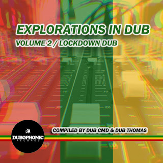 Various Artists - Explorations In Duvb Vol.2 / Lockdown Dub / Dubophonic Records 2020