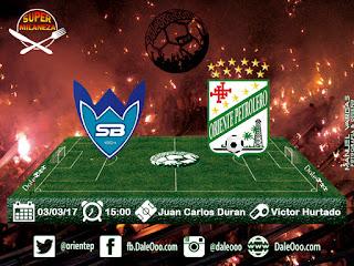 DaleOoo - Sport Boys vs Oriente Petrolero - Super Milaneza