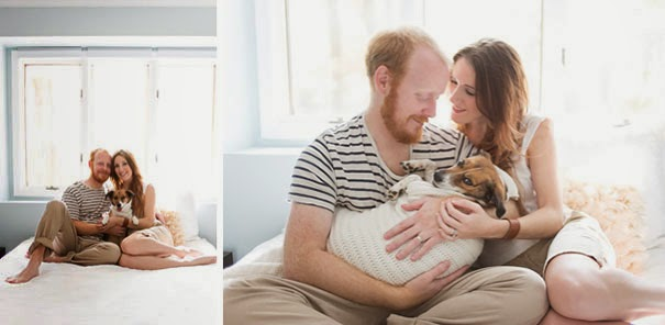 baby dog, baby photography