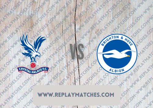 Crystal Palace vs Brighton & Hove Albion -Highlights 27 September 2021