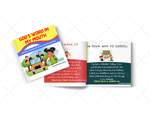 Children spiritual growth resources