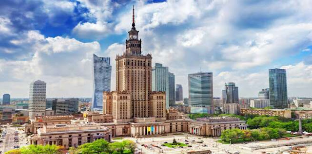 What is the capital city of Poland?