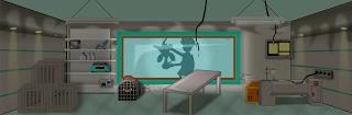 ilustracion laboratorio maltrato animal vector