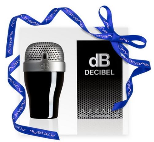 Dima Bilan has released dB Decibel in collaboration with Azzaro. The  promotion for the perfume uses his video Lovi moi cvetnye sny. 8338cd6bacbbf