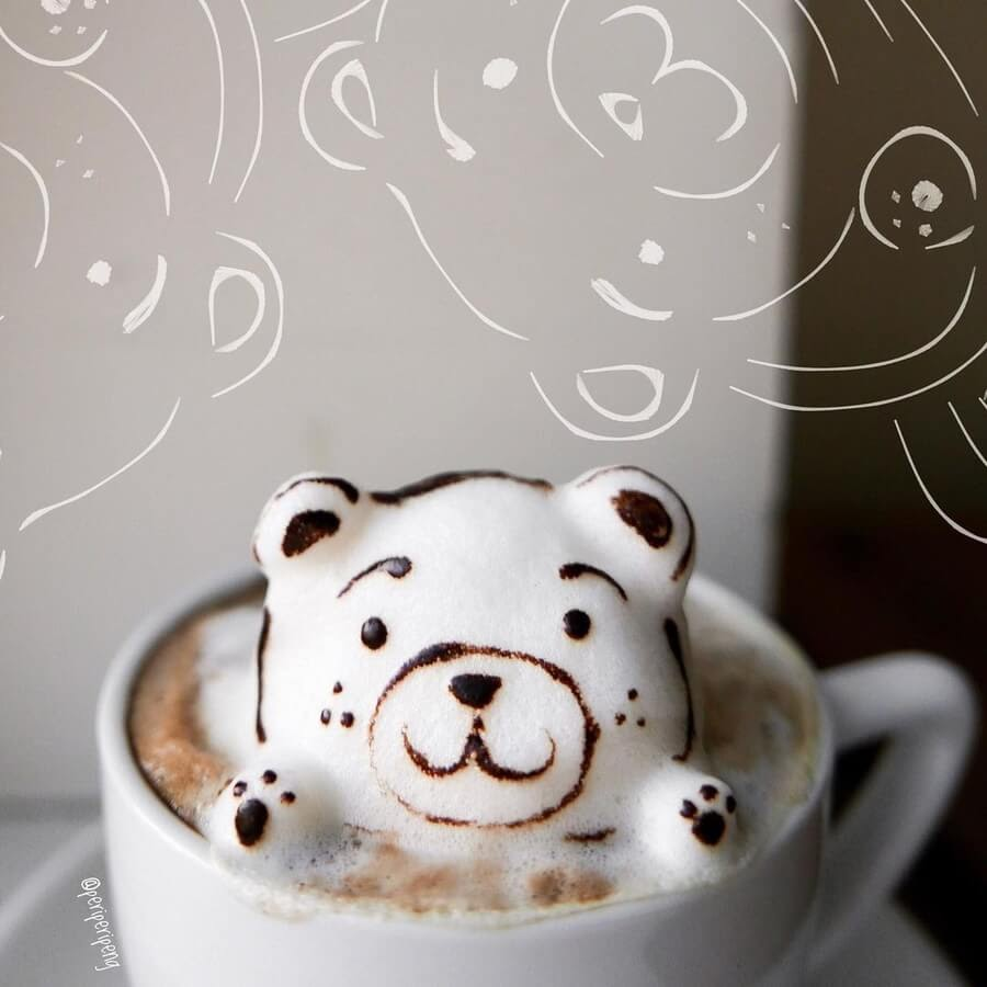 11-A-bear-with-a-big-smile-Daphne-Tan-www-designstack-co