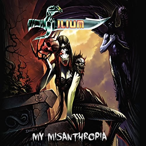 """Το lyric video των Ilium για το τραγούδι """"The Hatchling"""" από τον δίσκο """"My Misanthropia"""""""