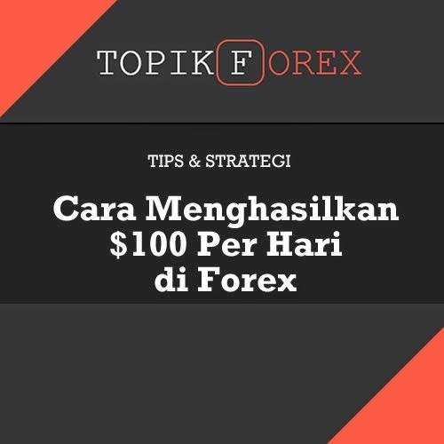Transaksi forex per hari