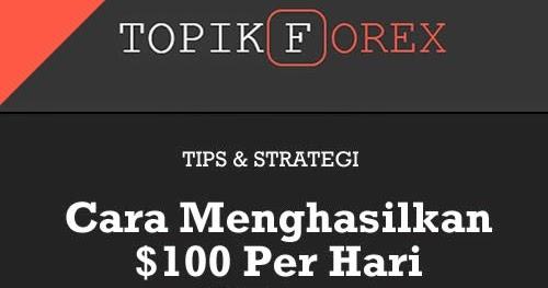 Cara trading forex profit 100