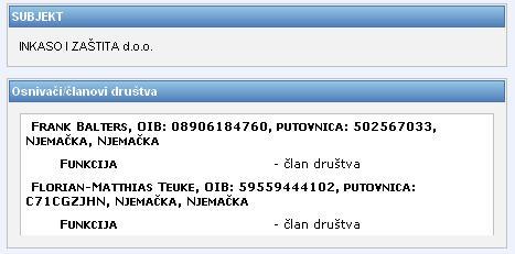 gewinnausschüttungen aus kroatien