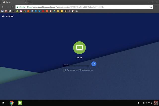 غوغل تسهل عليك الدخول إلى حاسوب والتحكم به كاملا فقط عن طريق الدخول إلى هذا الموقع الجديد