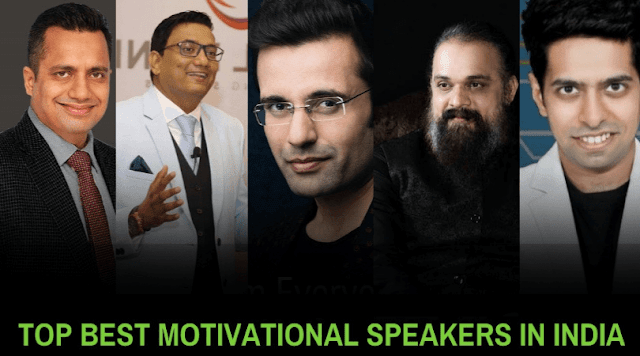 MOTIVATIONAL Top YouTuber Motivational Speakers of India: You Should Know?