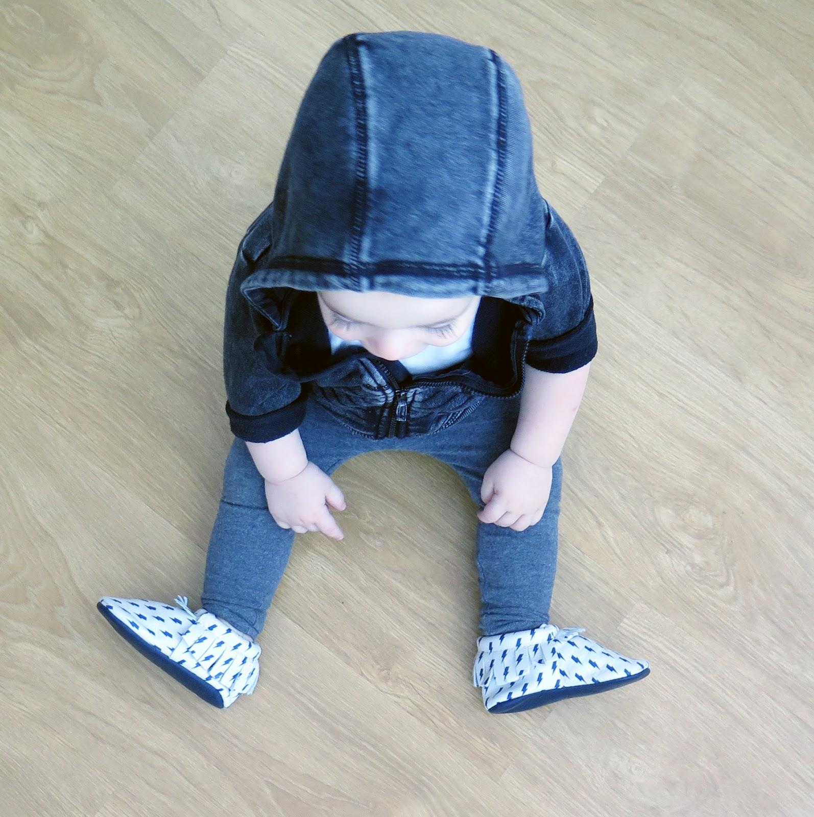 מוקסינים לילדים