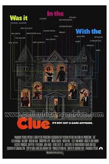 Clue (1985) [Latino-Ingles] [Hazroah]