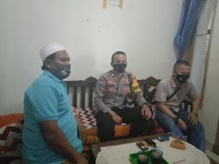 Bhabinkamtibmas Desa Campakamulya Polresta Bandung Sambangi Tokoh Agama