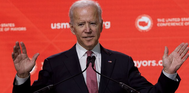 Biden Often Touted His Crime Bill, But Now Says He 'Got Stuck' Writing It