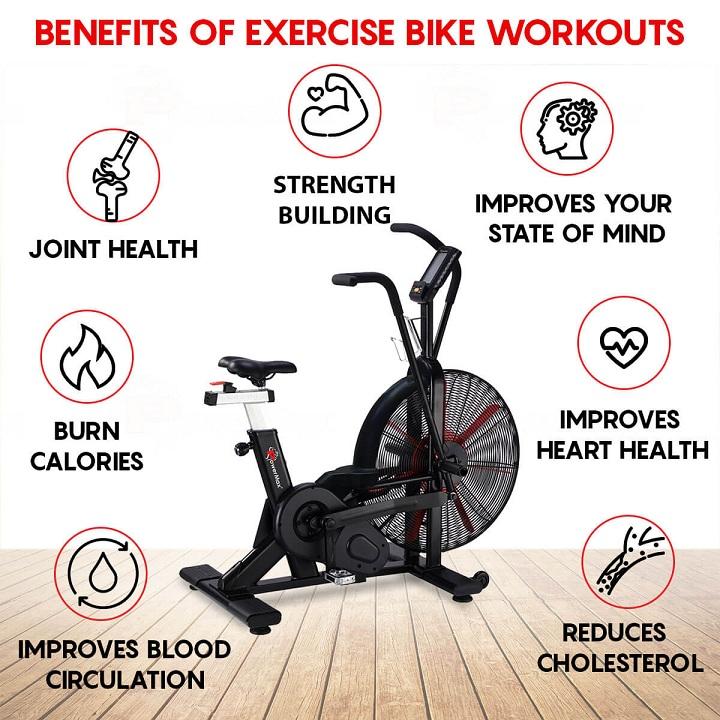 Exercise Bike Benefits