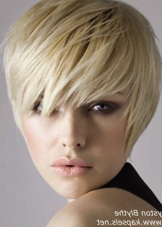 Coiffure Femme Coupe Courte Effilee